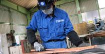 非金属再生処理事業